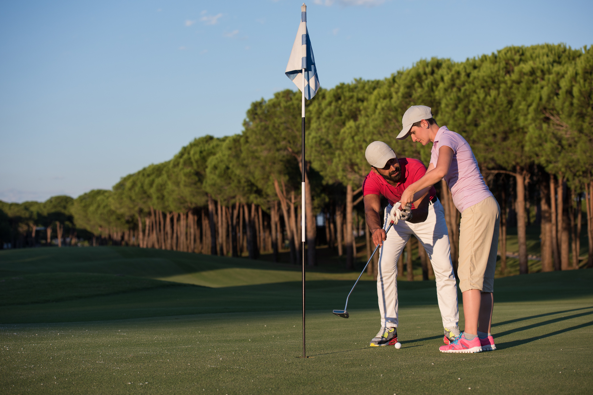 best golf lessons and instruction in Orlando