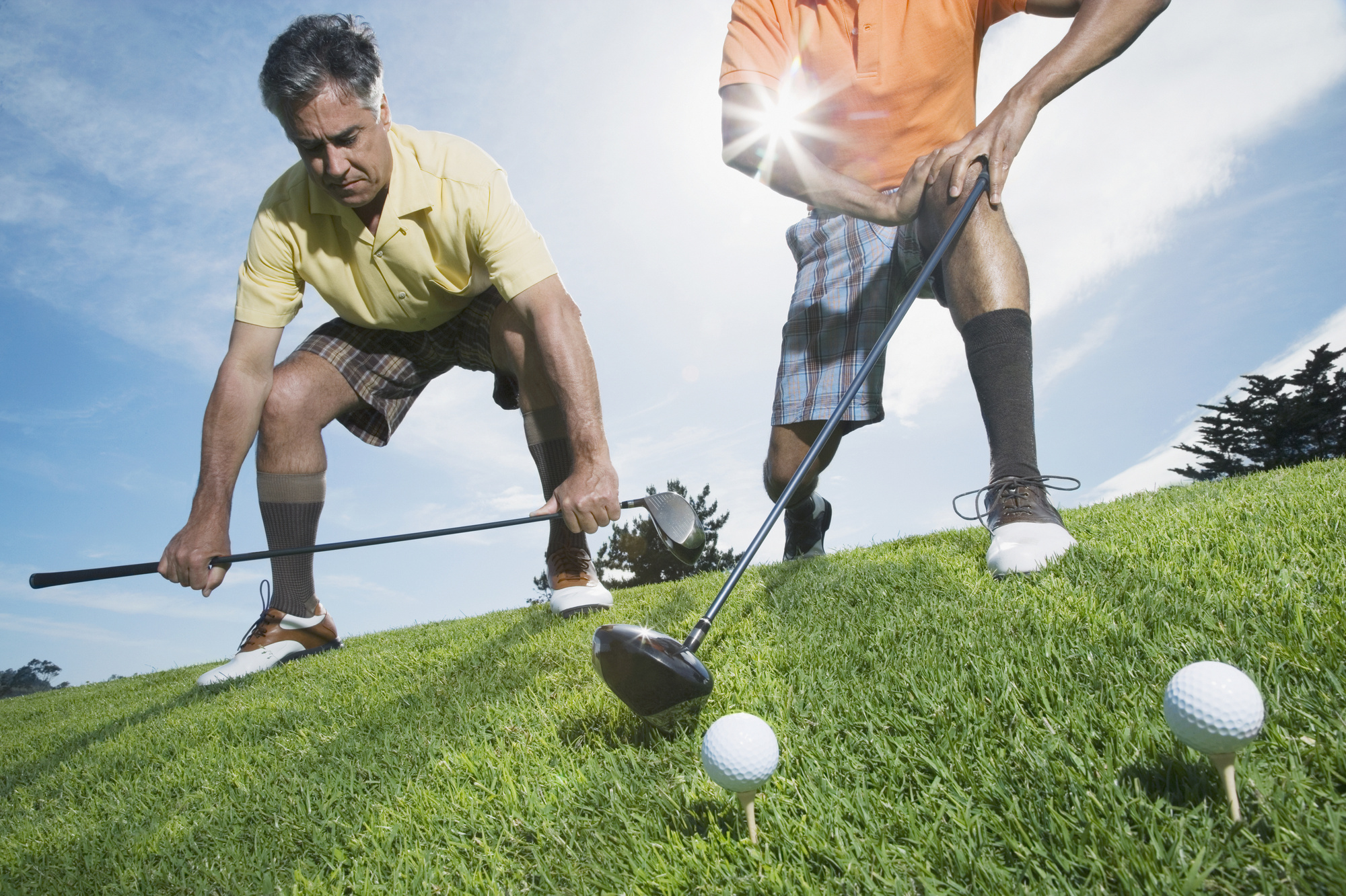 Is Your Body Hurting Your Golf Game: Get Ready For 18-Holes With These Pre-Game Golf Stretches